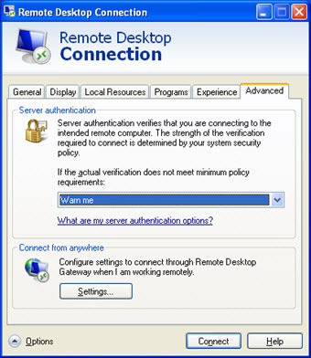 UCI Health Information Services - Secure Remote Desktop