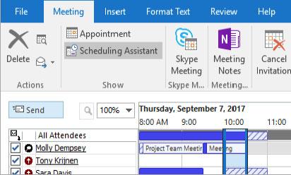 Outlook Calendar for Windows Cheat Sheet | Desktop Support | UCI